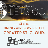 Lets Go - Bring Air Service to Greater St. Cloud