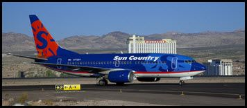 Sun Country Airlines Affordable Round Trip Flights Directly to Laughlin_web2